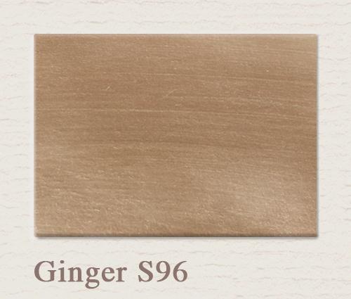 Muurverf Ginger
