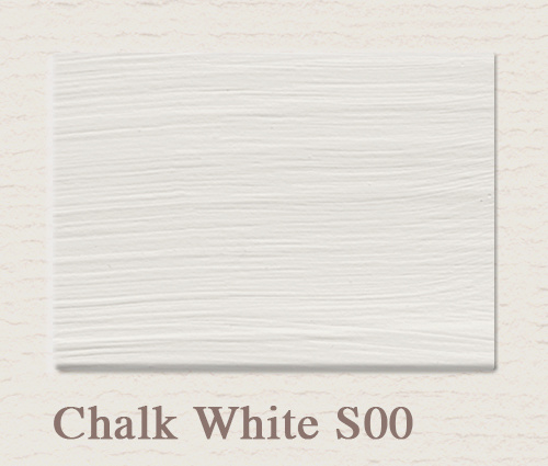 Muurverf Chalk White
