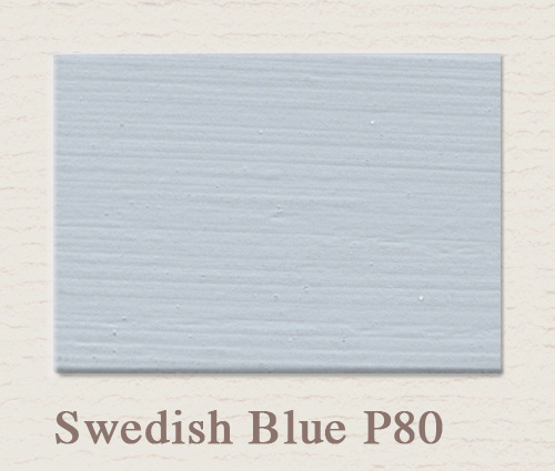 Muurverf Swedish Blue