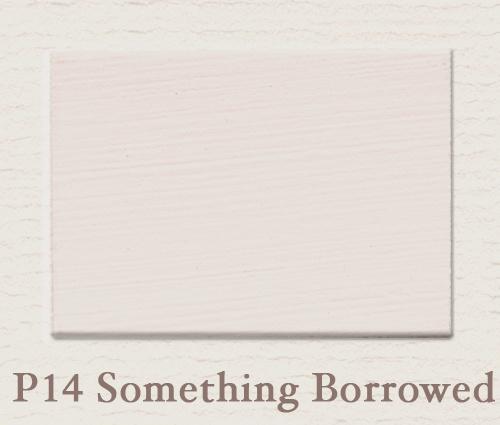 Muurverf Something Borrow