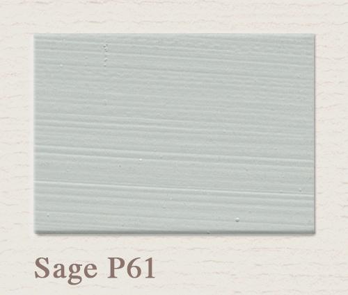 Muurverf Sage