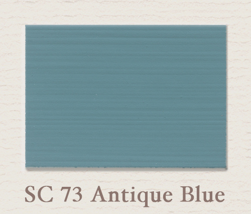 Muurverf Antique Blue