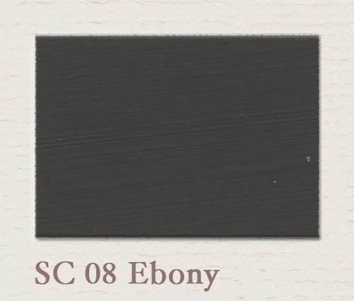 Muurverf Ebony