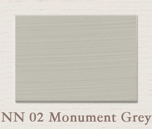 Muurverf Monument Grey