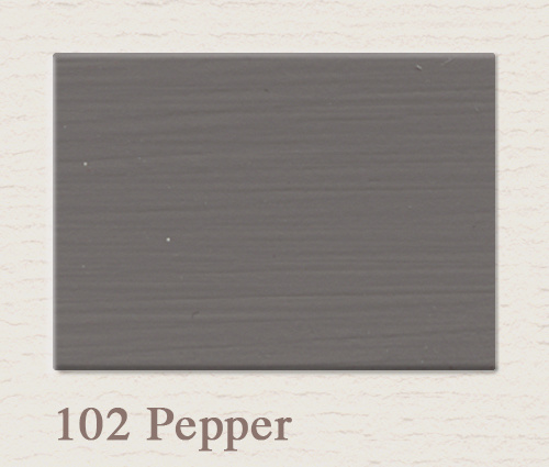 Muurverf Pepper