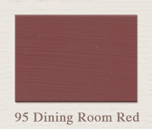 Muurverf Dinning Room Red