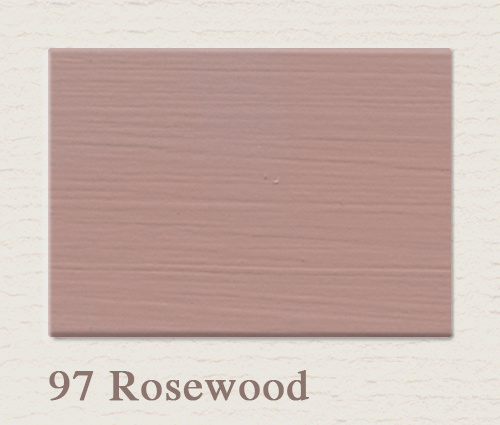 Muurverf Rosewood