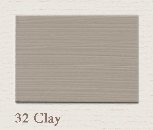 Muurverf Clay