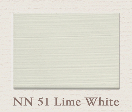 Muurverf Lime White