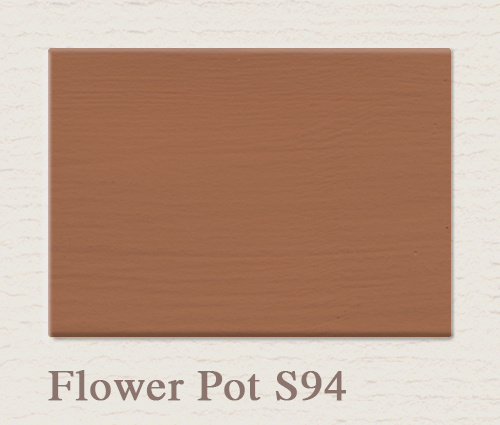 Eggshell/Matt Flowerpot