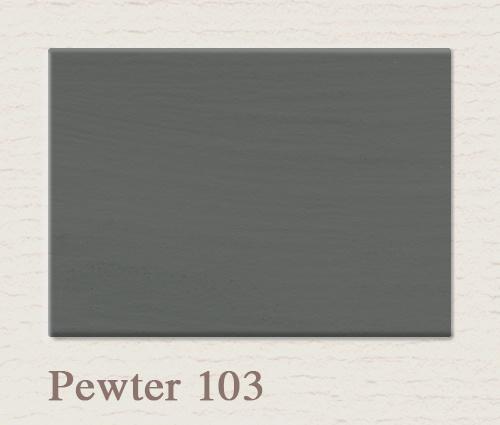 Eggshell/Matt Pewter