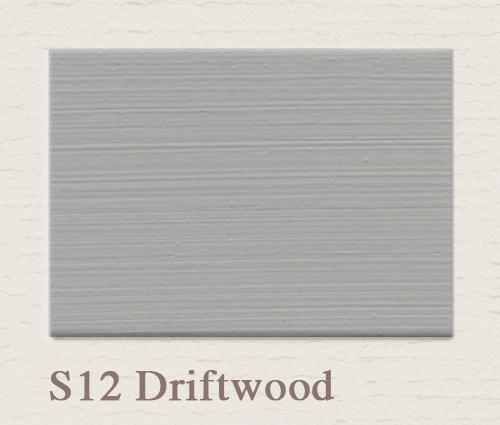 Eggshell/Matt Driftwood