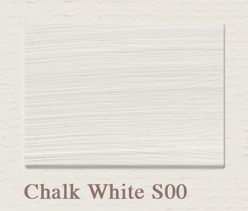 Eggshell/Matt Chalk White