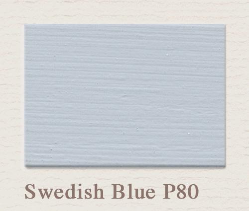 Eggshell/Matt Swedish Blue
