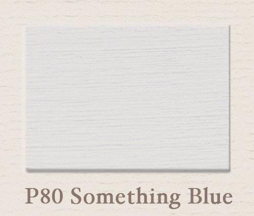 Eggshell/Matt Something Blue