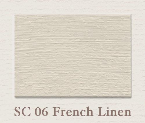 Eggshell/Matt French Linen
