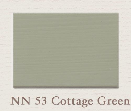 Eggshell/Matt Cottage Green