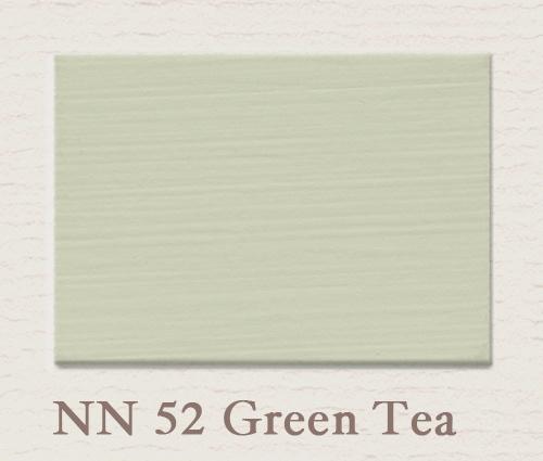 Eggshell/Matt Green Tea