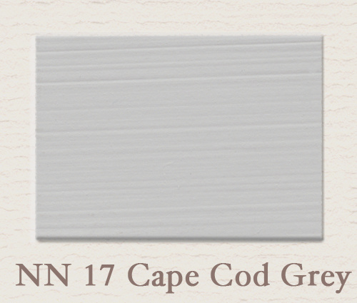 Eggshell/Matt Cape Cod Grey