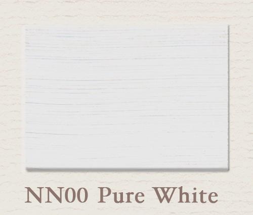 Eggshell/Matt Pure White
