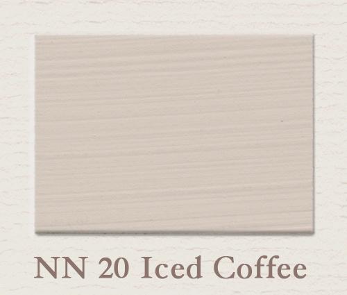 Eggshell/Matt Iced Coffee