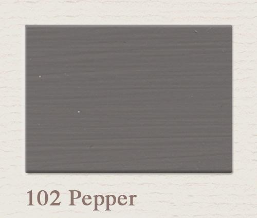 Eggshell/Matt Pepper