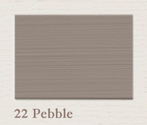 Eggshell/Matt Pebble