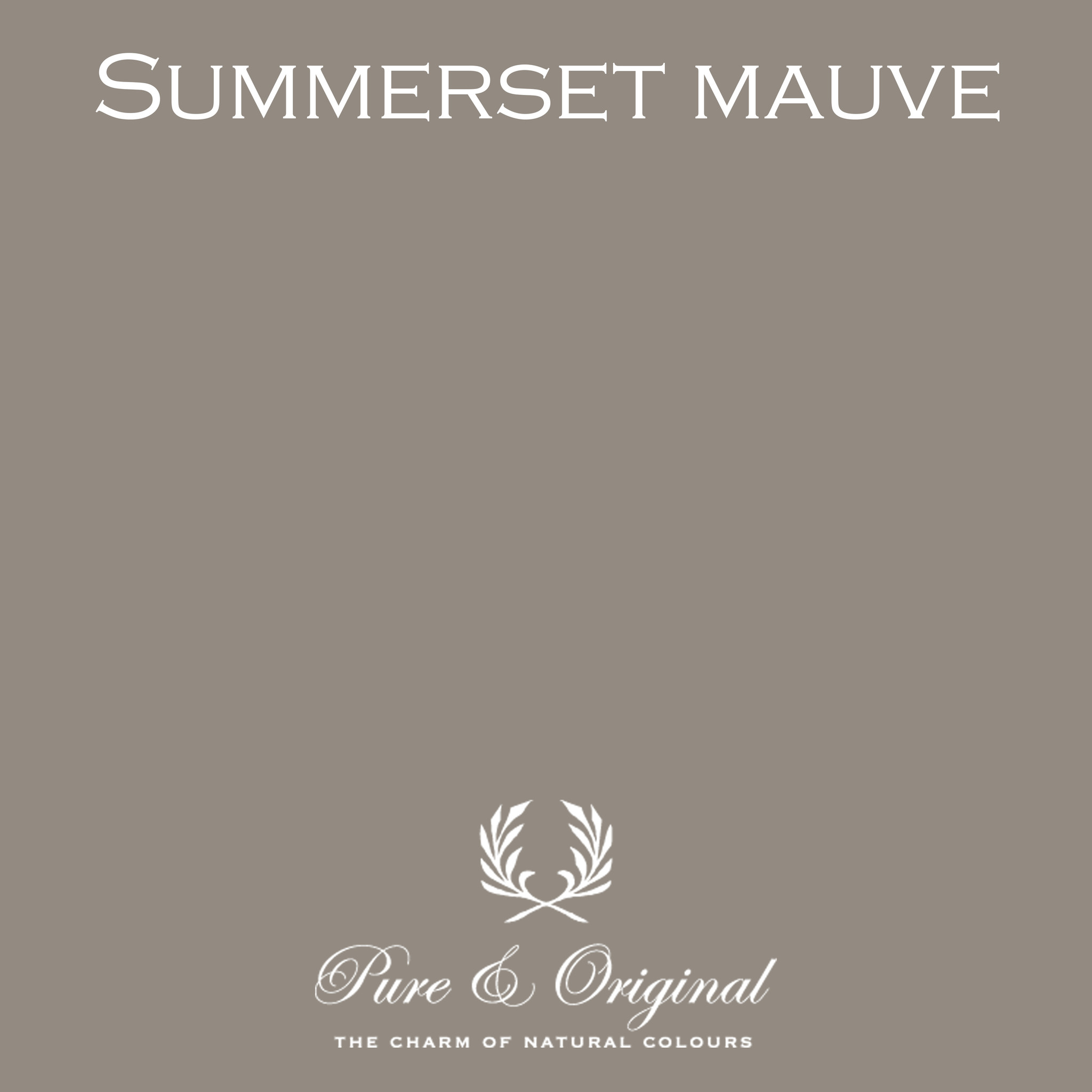 Traditional Paint Waterbased Summerset Mauve