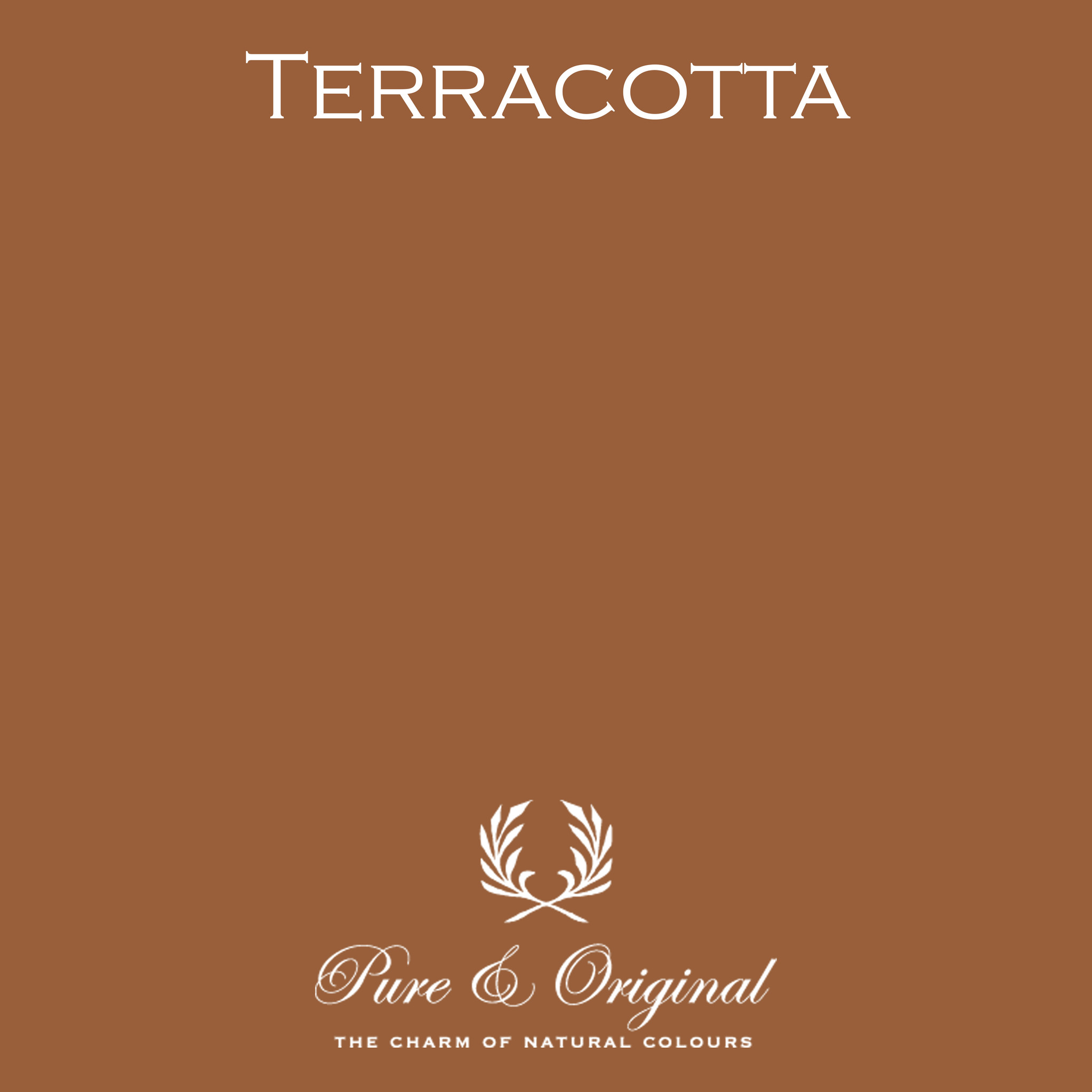 Traditional Paint Waterbased Terracotta