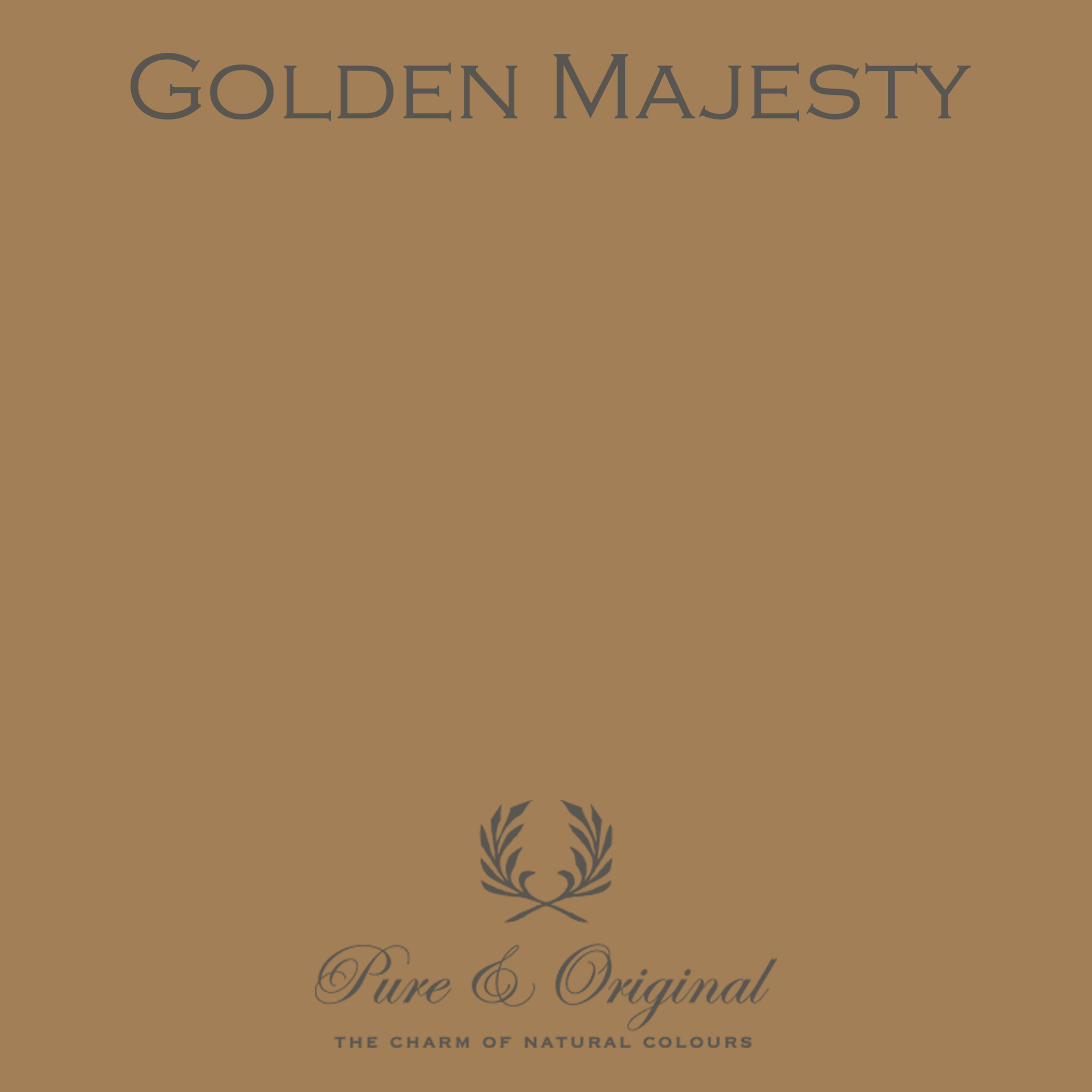 Traditional Paint Waterbased Golden Majesty