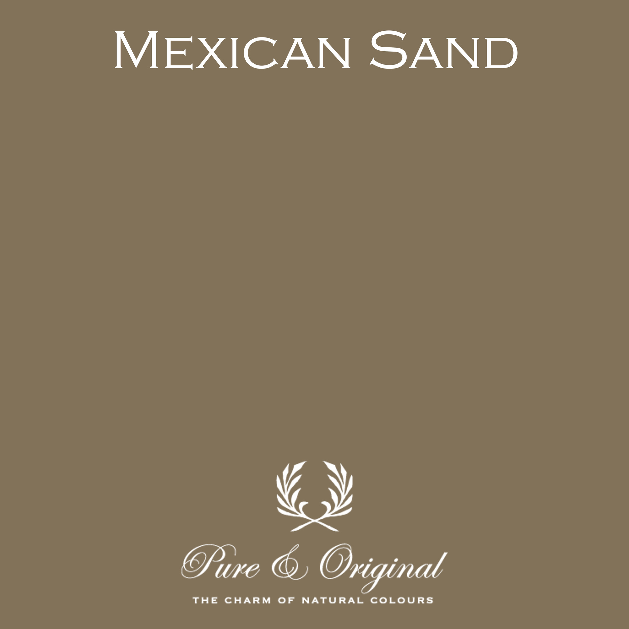 Traditional Paint Waterbased Mexican Sand
