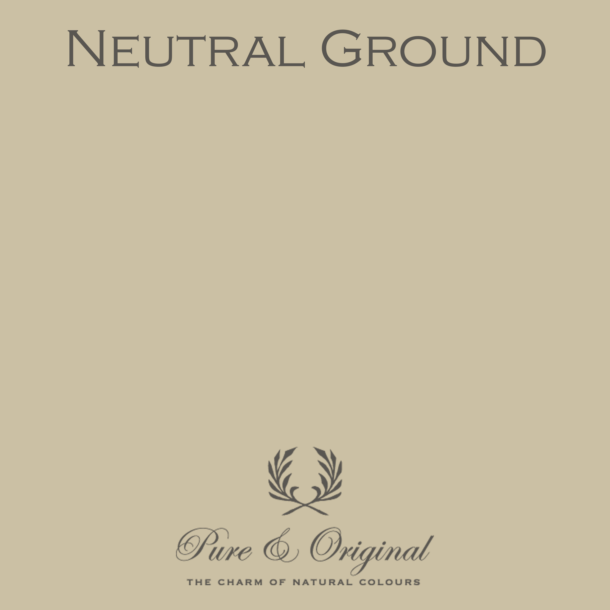 Traditional Paint Waterbased Neutral Ground