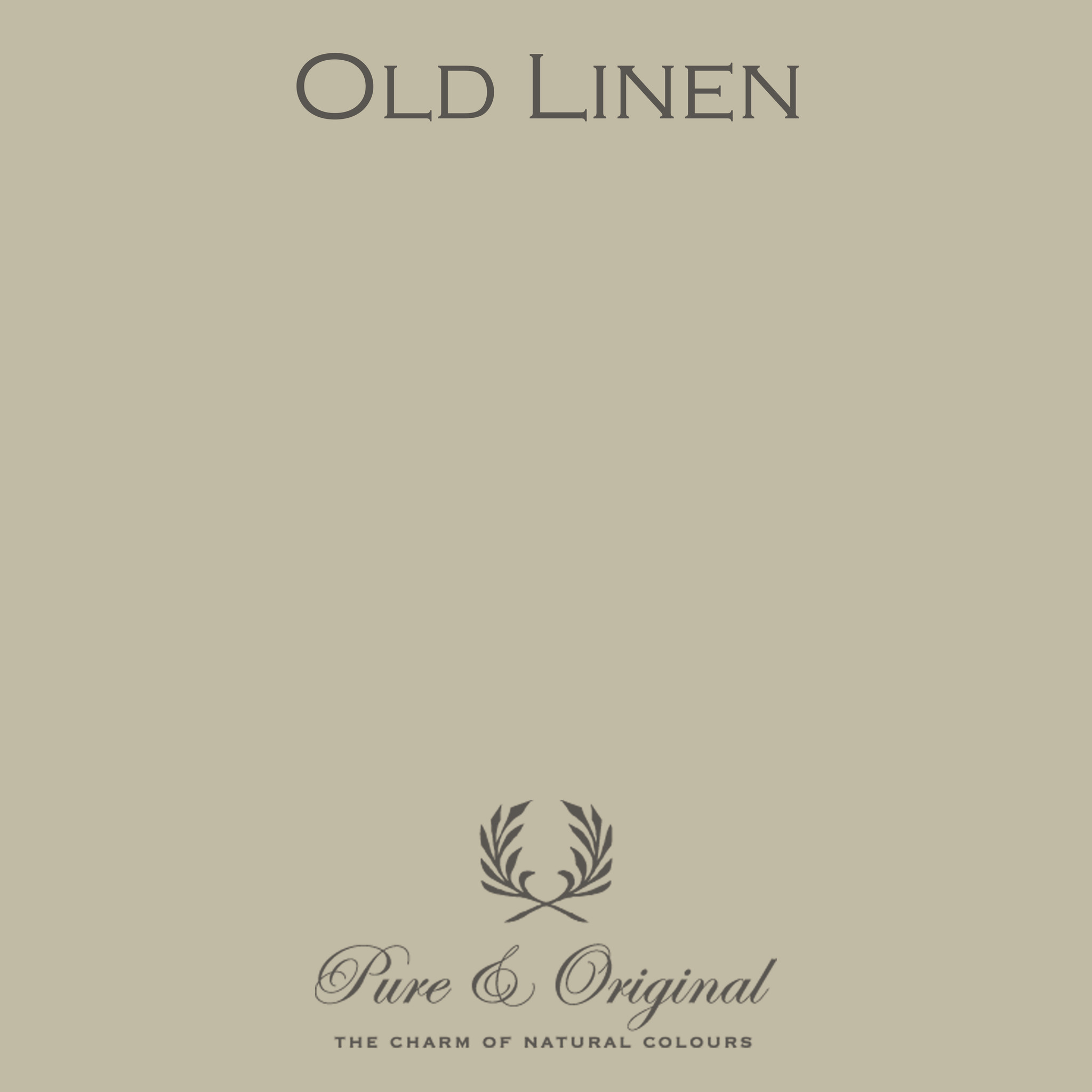 Traditional Paint Waterbased Old Linen