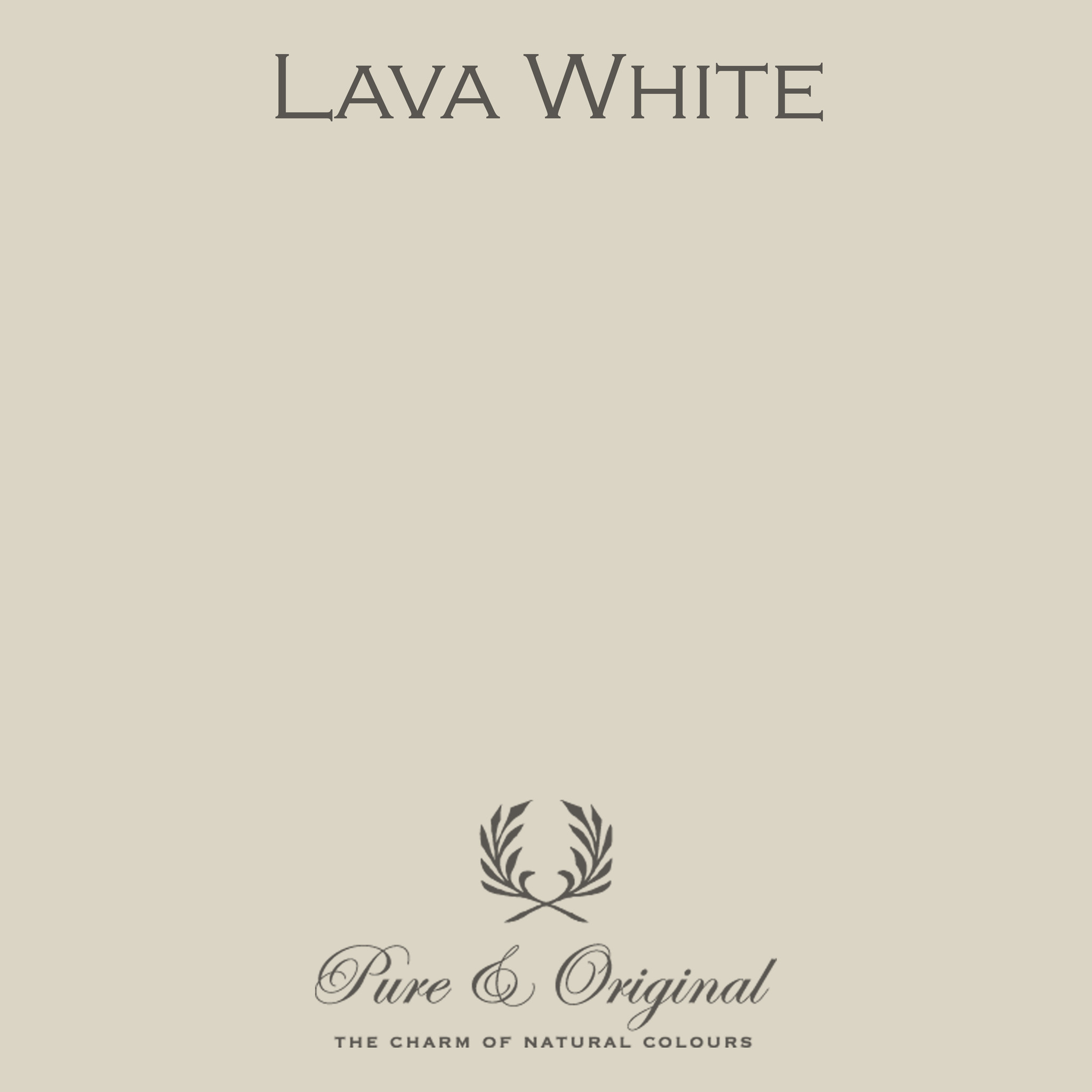Traditional Paint Waterbased Lava White