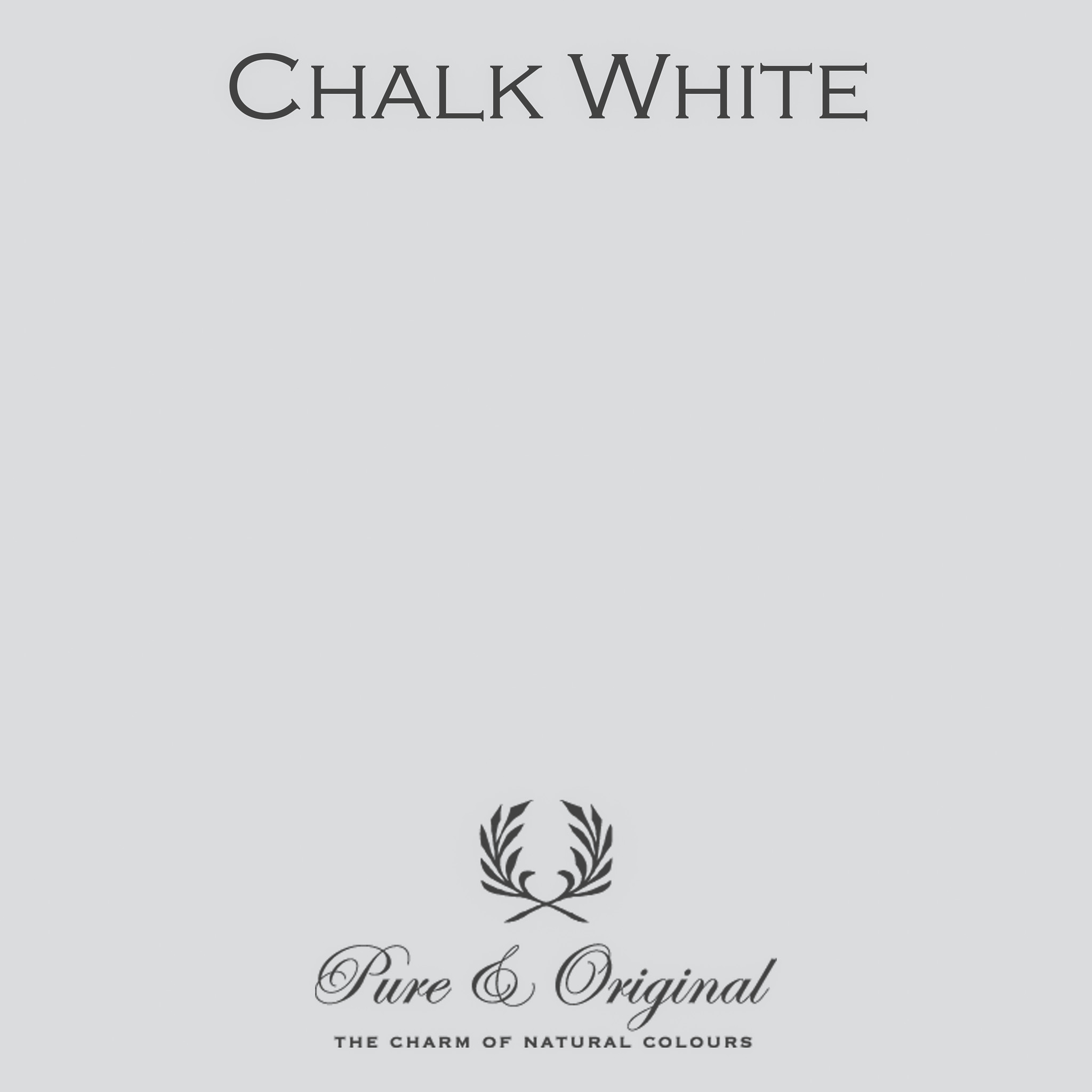 Traditional Paint Waterbased Chalk White