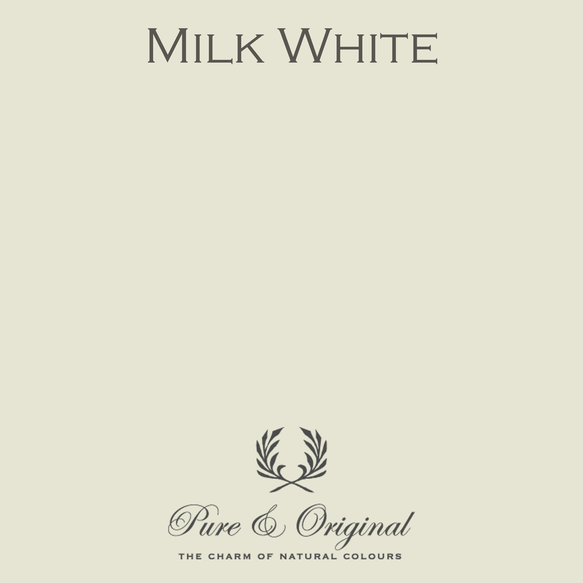 Traditional Paint Waterbased Milk White