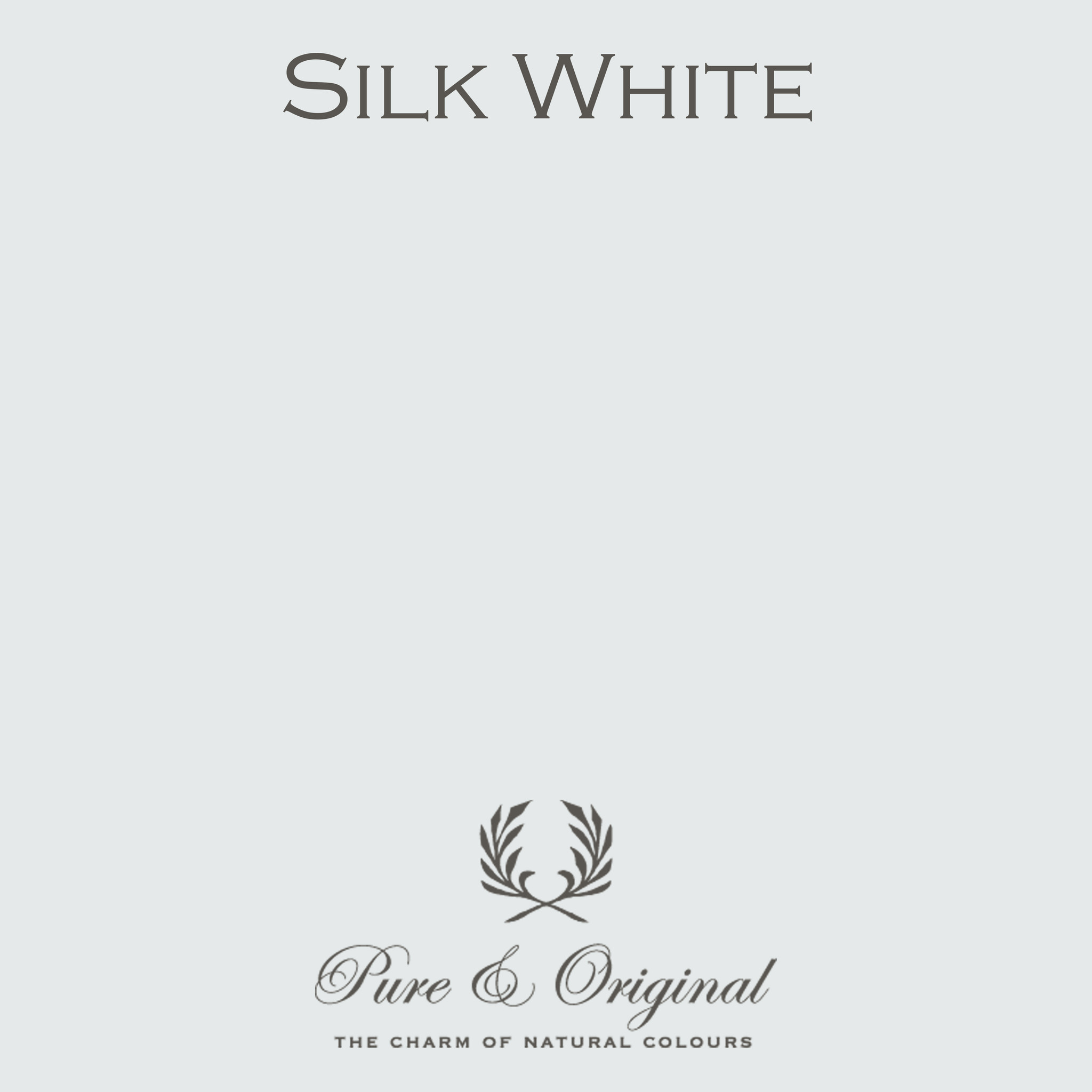 Traditional Paint Waterbased Silk White
