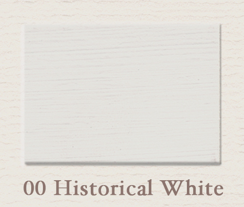 Eggshell/Matt Historical White
