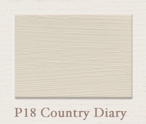 Eggshell/Matt Country Diary