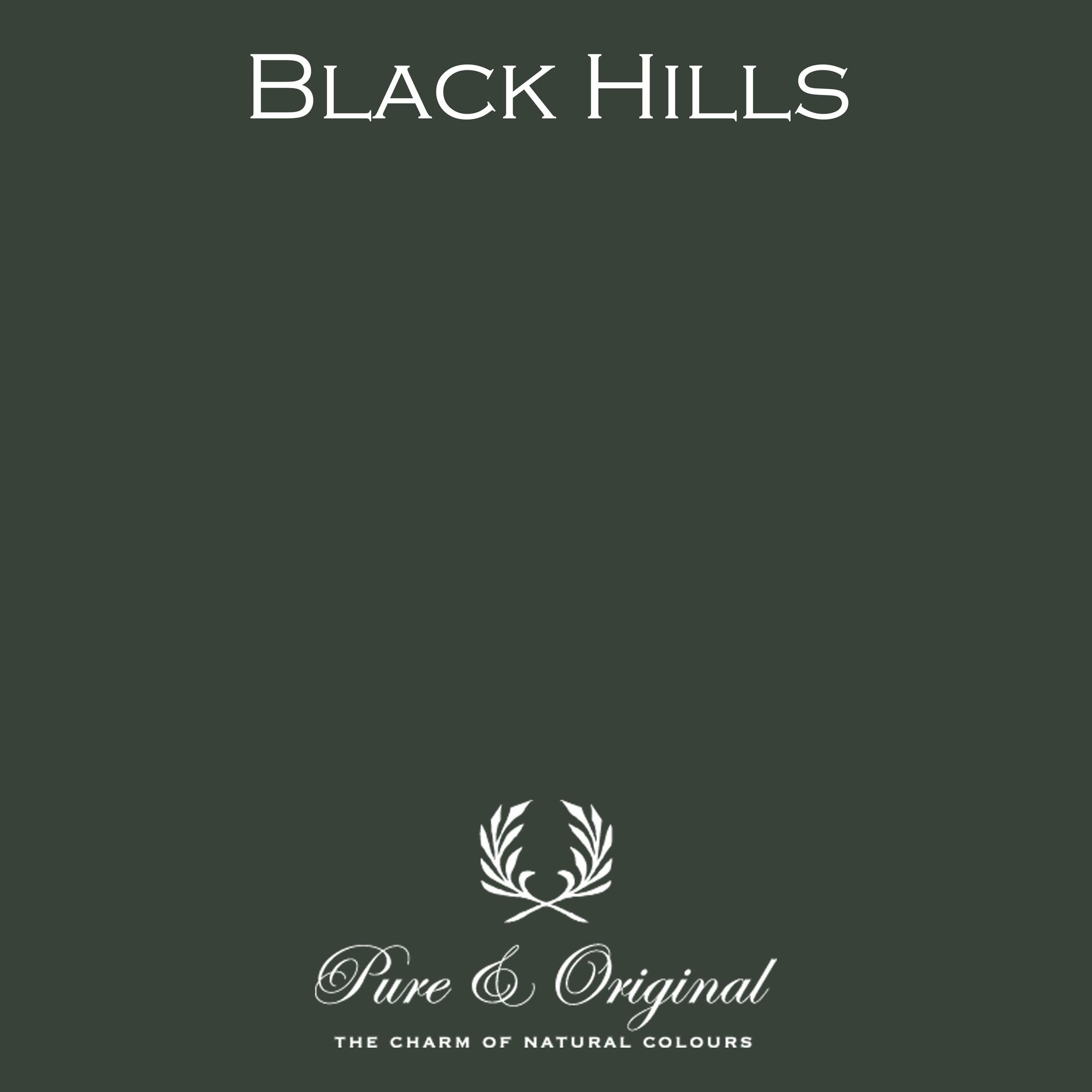 Pure & Original Black Hills mat of ultramatte lak