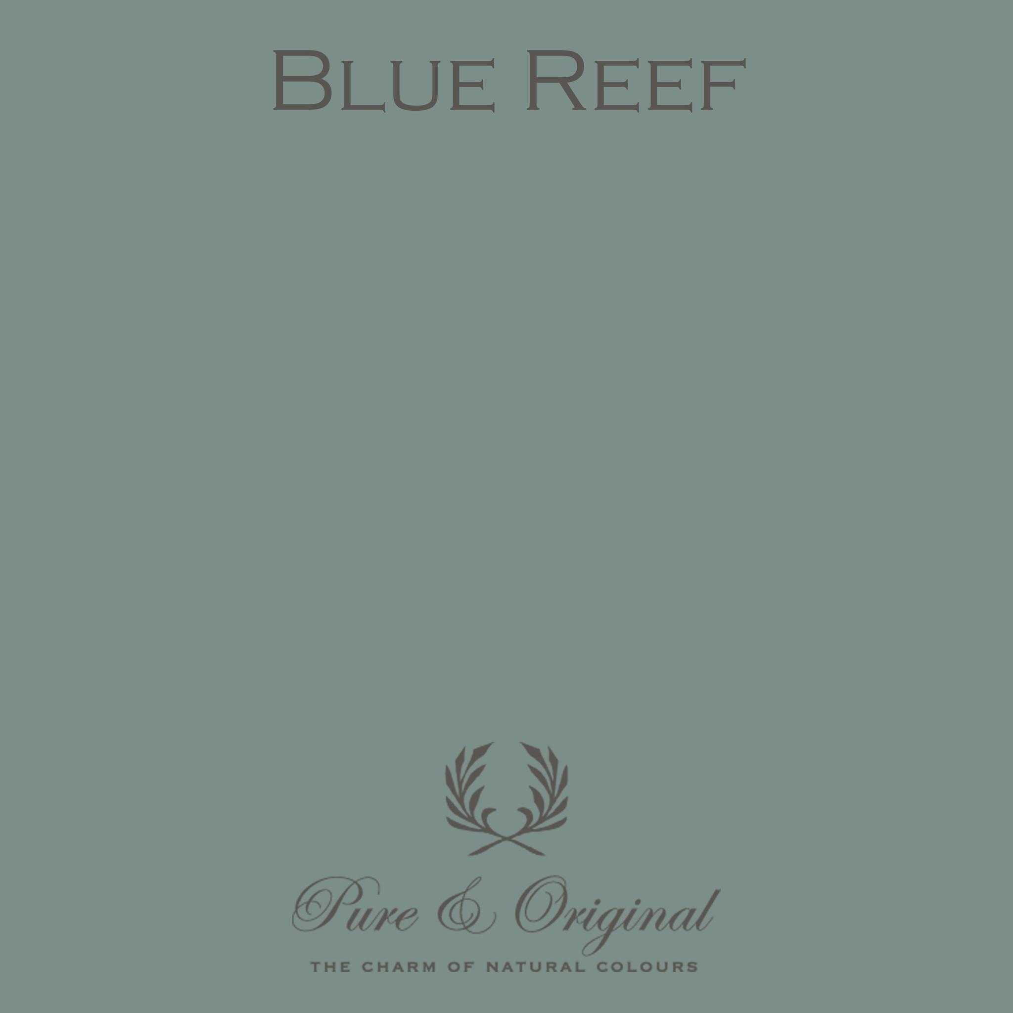 Pure & Original Blue Reef  mat of ultramatte lak