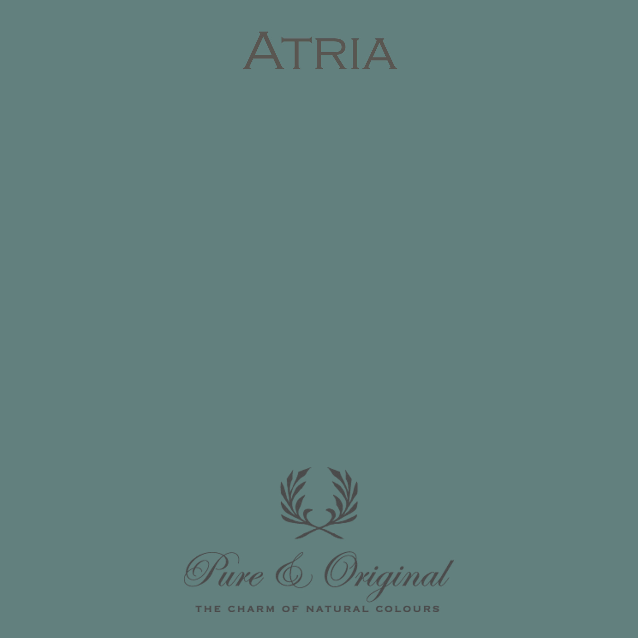 Pure & Original Atria mat of ultramatte lak