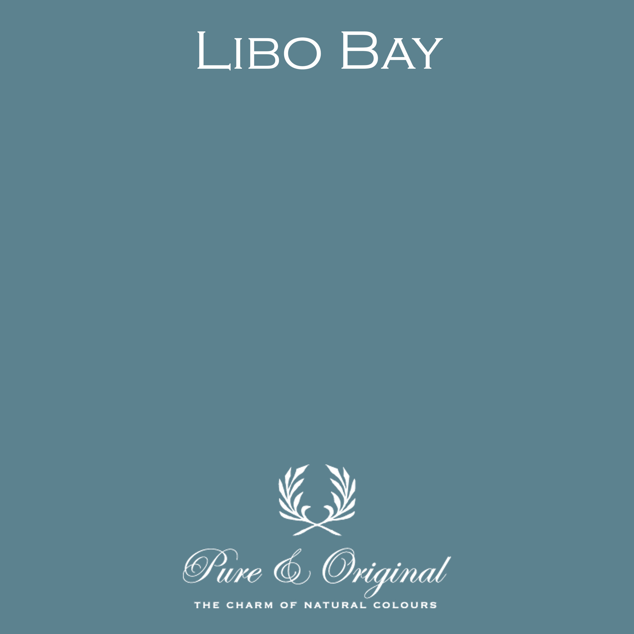 Pure & Original Libo Bay mat of ultramatte lak