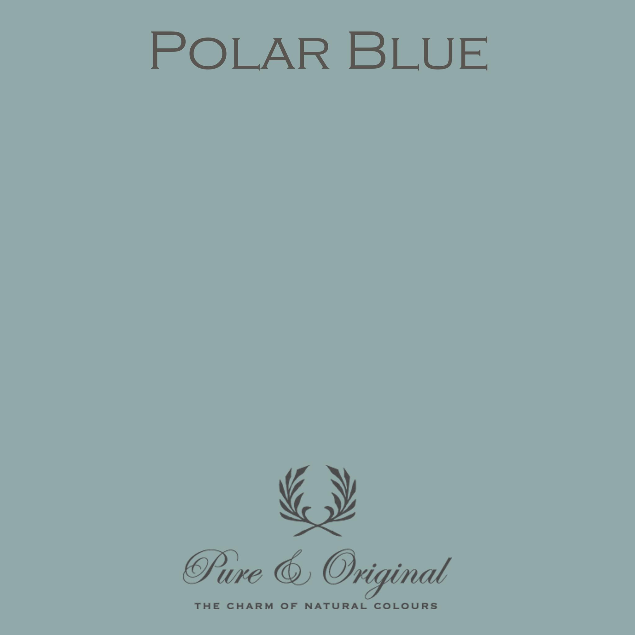 Pure & Original Polar Blue  mat of ultramatte lak