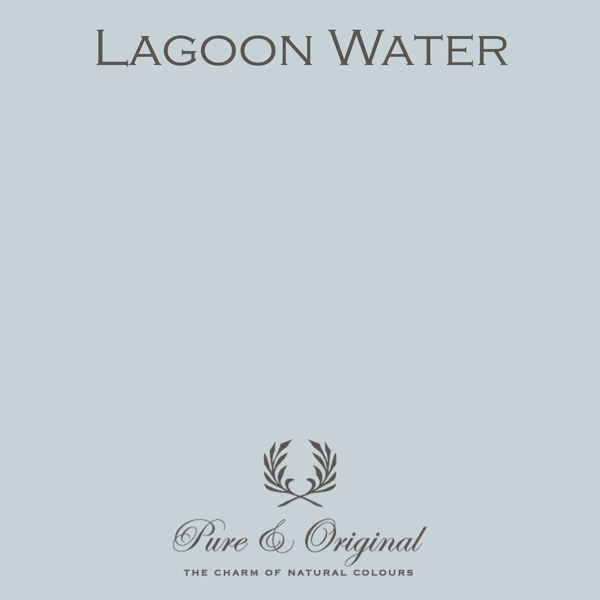 Pure & Original Lagoon Water mat of ultramatte lak