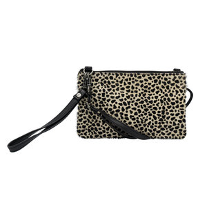 DSTRCT DOTS CLUTCH - BLACK