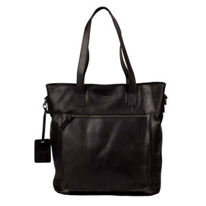 Burkely JADE LAPTOP BAG - BLACK