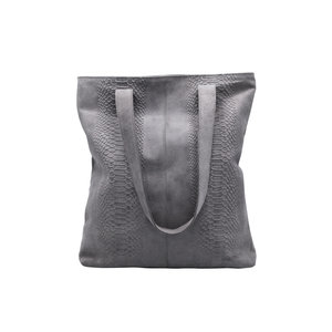 DSTRCT DSTRCT PORTLAND ROAD MEDIUM SHOPPER - GREY