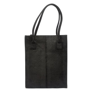 DSTRCT DSTRCT PORTLAND ROAD SHOPPER - BLACK