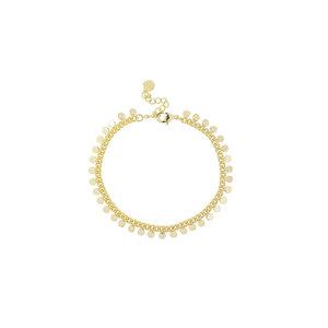 My Jewellery COIN BRACELET - GOLD